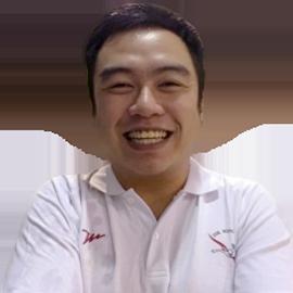 張景勛教練