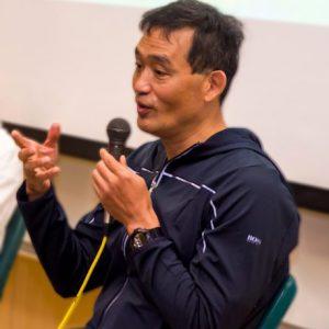 本會總教練張狄勇為香港游泳界發聲,爭取重開室內游泳池