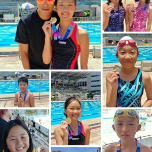 恭喜泳員於2019年青衣區小學校游泳比賽奪得佳績,感謝各泳員努力奮鬥