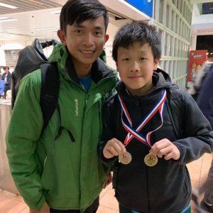 本會泳員參加中華基督教會香港區會小學聯合水運會2019取得佳績