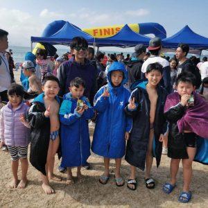 恭賀本會泳員在香港業餘游泳總會舉辦香港公開水域游泳系列賽(第二部)獲取獎項