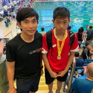 恭喜本會泳員在香港業餘游泳總會舉辦第二組第一節短池分齡賽獲得佳績