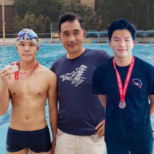 恭賀本會泳員在香港業餘游泳總會舉辦的第一組長池分齡游泳比賽(第二節)取得佳績。