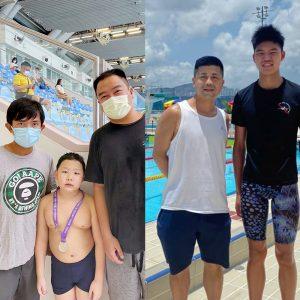 恭賀本會泳員在香港業餘游泳總會舉辦的第二組長池分齡游泳比賽(第二節)取得佳績。